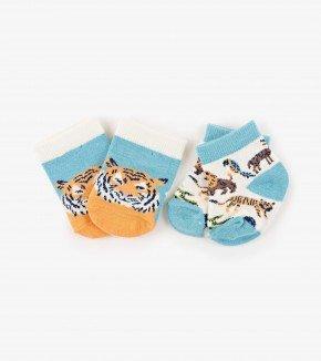 Baby Socks: Animals 0-12M