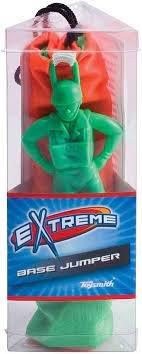 Extreme Base Jumper