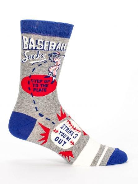 Men's Socks:  Baseball Socks