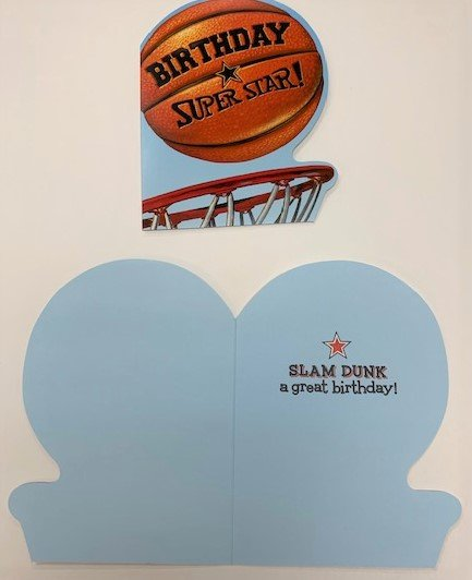 Card Basketball