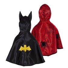 Spider/Bat Cape 2/3T