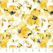 Windsong Yellow Lg Flower