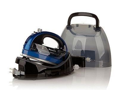 360 Freestyle Cordless Blue Ceramic Plate