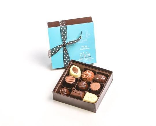 Mr. B's9 pc Booze Collection Chocolates