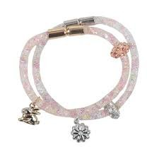 Magnetic bracelets with Bunny Charm