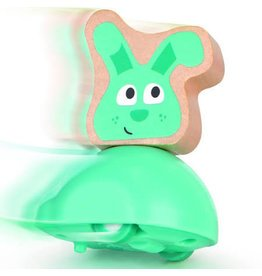 Push and Run Bunny