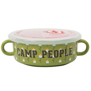 Camp People Soup Bowl