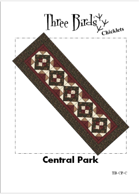 Central Park Pattern