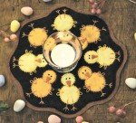 Chicks Candle Mat Kit