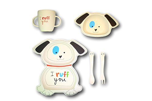 Bingo Dog Dinner Set