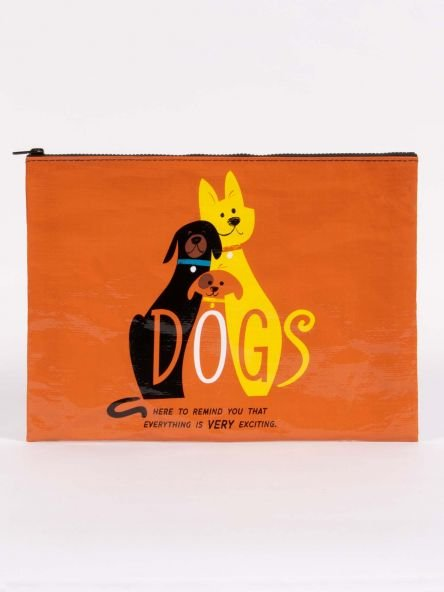 Jumbo Pouch: Dogs