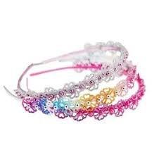 Flower Headbands-Set of one Light Pink Only