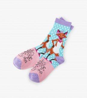 Women's Socks: For Fox Sake