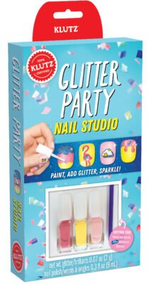 Mini Kit: Glitter Party Nail Studio