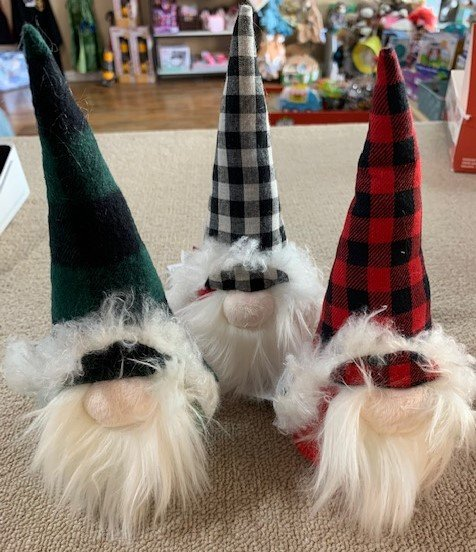 Gnome Plush-Assorted Styles