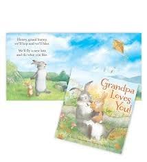 Grandpa Loves You Hardcover