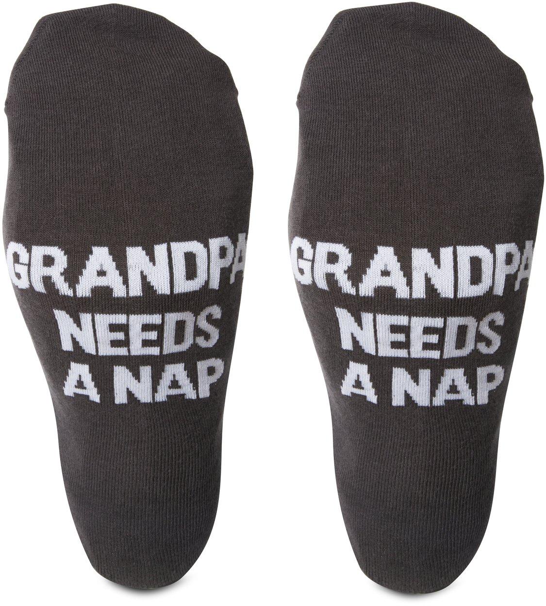 Grandpa Needs a Nap