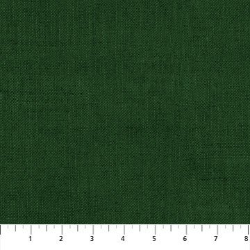 Vintage Christmas Green Linen Texture
