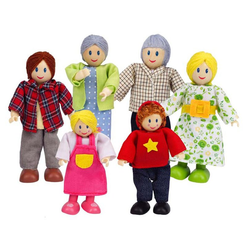 Happy Family-Caucasian