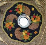 Horn of Plenty Candle Mat Kit