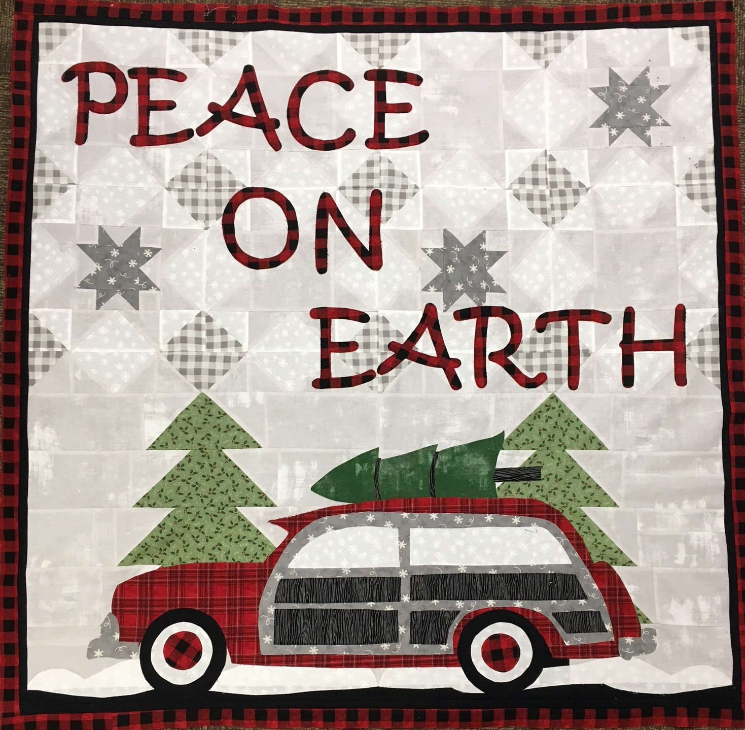 Peace on Earth Kit 51x51