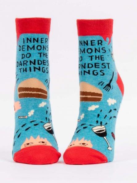 Ankle Socks: Inner Demons