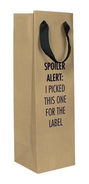Wine Bag: Spoiler Alert