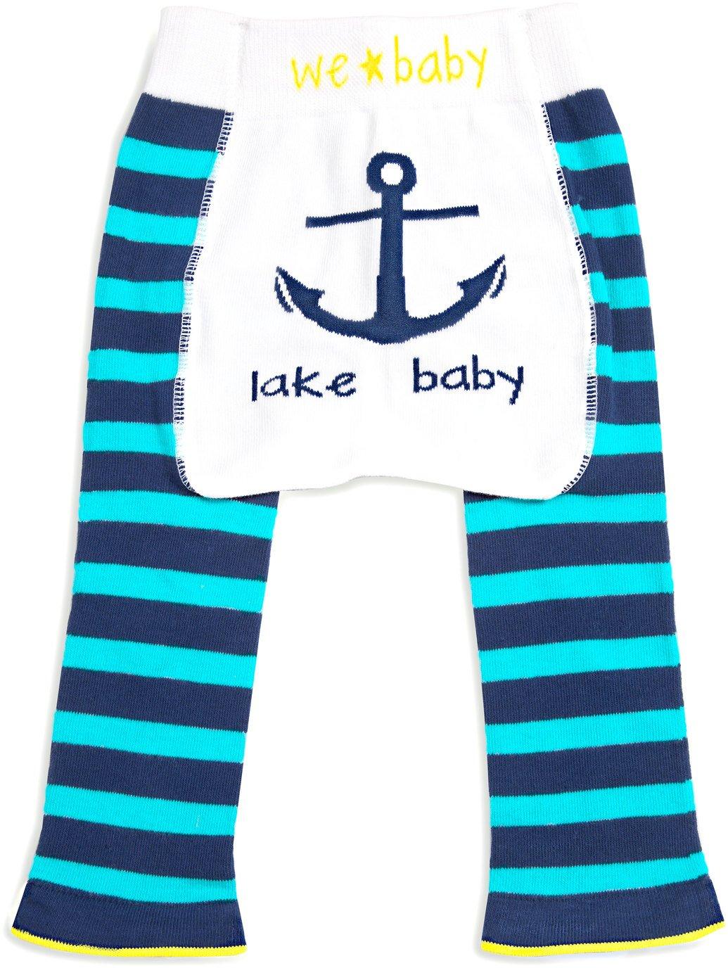 6-12M Lake Baby Leggings