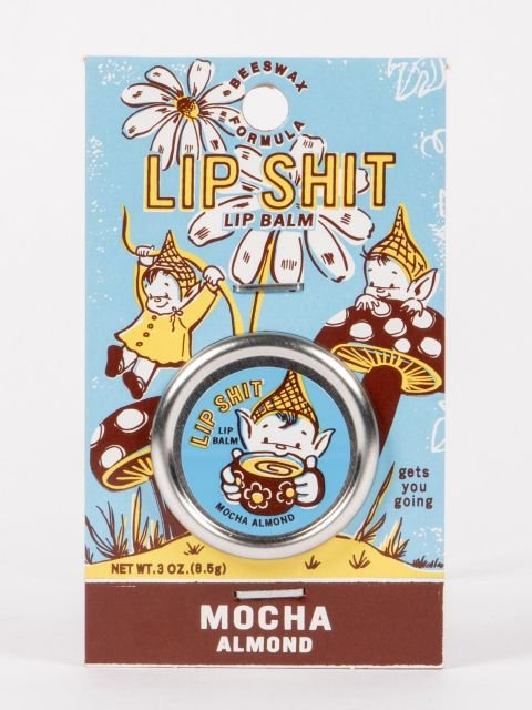 Lip Shit: Mocha Almond
