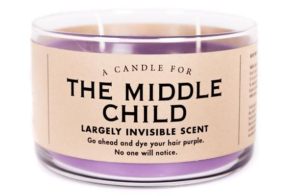 Candle for the Middle Child