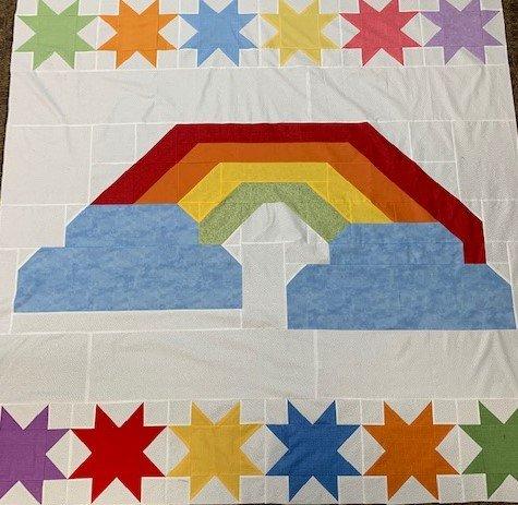 Over the Rainbow Kit 72 x 72