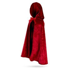 Little Red Riding Cape 5/6
