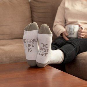 Best Life Socks M/L
