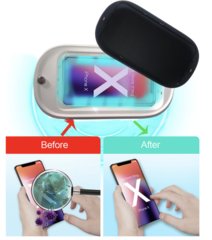 UV Sanitizer and Phone Charger