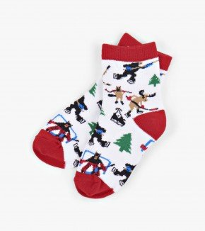 Kid's Socks: Hockey 2-4 years