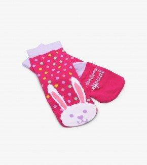 Kid's Socks: Somebunny special 2-4 years