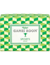 Games Room Sports Quiz