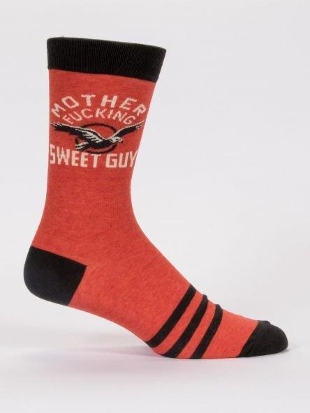 Men's Socks:  Mother $%^ Sweet Guy