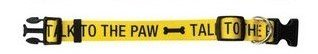 XS/S Dog Collar: Talk to the Paw