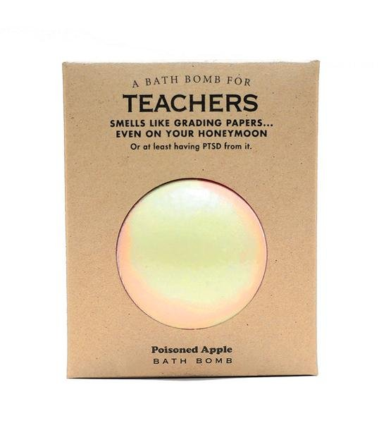 Bath Bomb for  Teachers