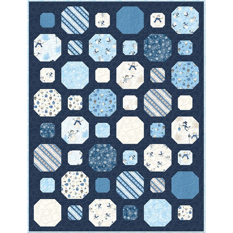 Snowballs Kit 54x71