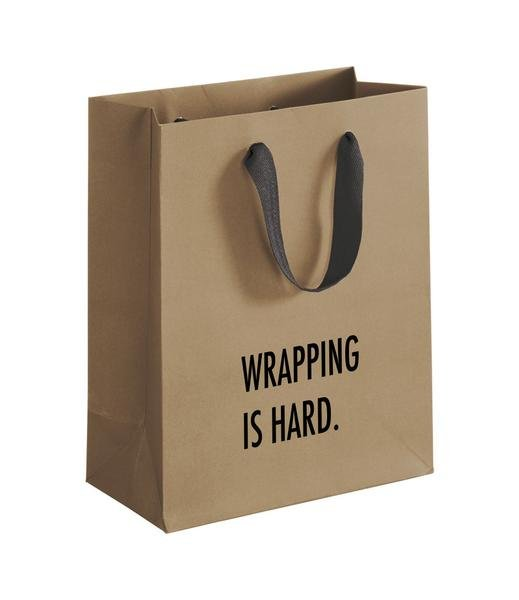 Gift Bag: Wrapping is Hard