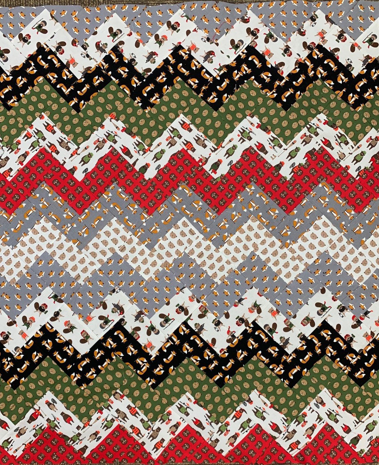 Zigs and Zags Kit 32 x 42