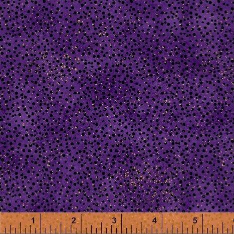 Purple Metalic Dots