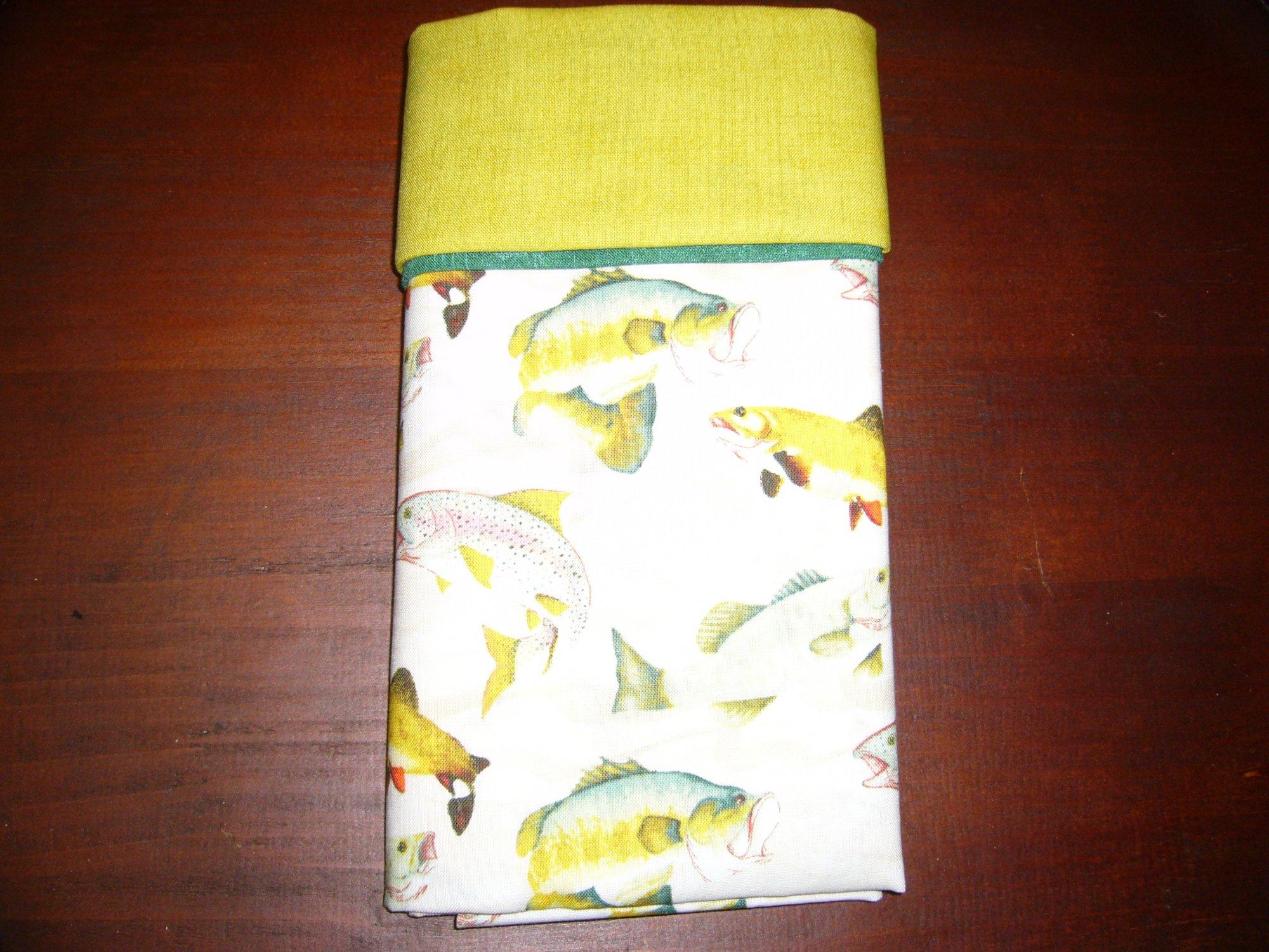 Pillowcase Kit, Fish - II