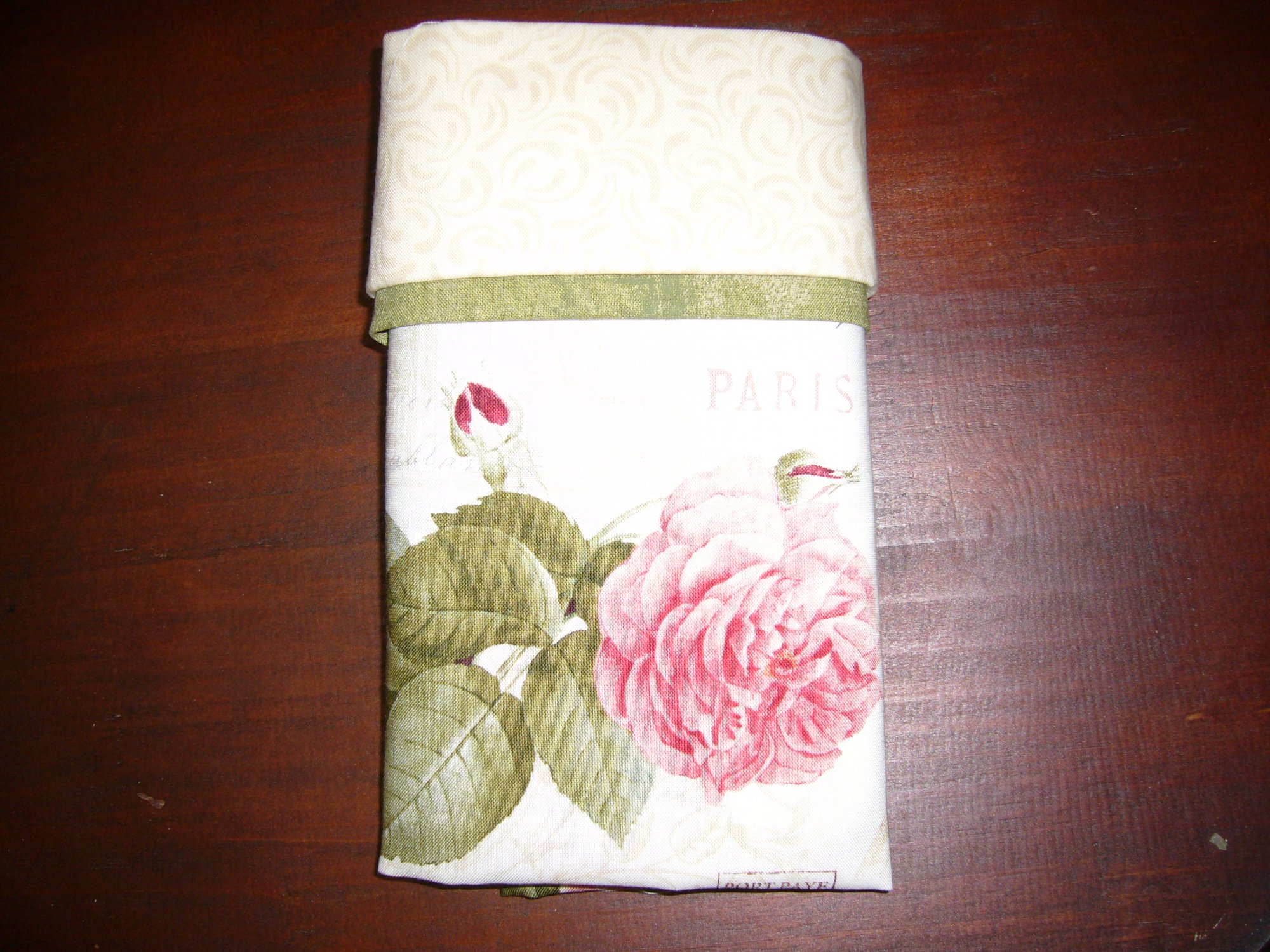 Pillowcase Kit - La vie en Rose