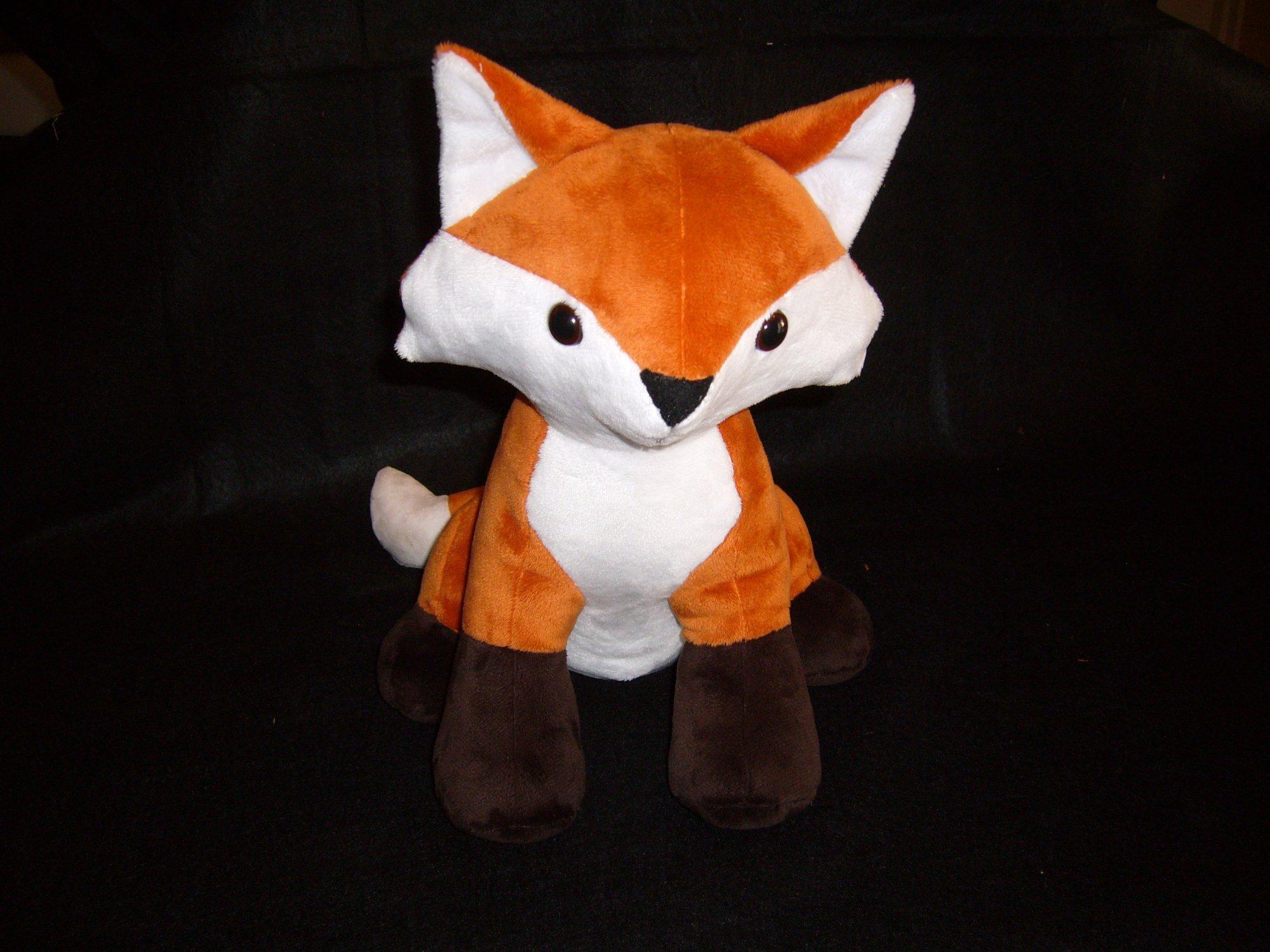 Stuffed Fox Kit, pattern required