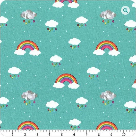 C10772- Rainbow Cloud - Vivid (21I)