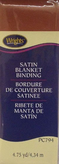 Satin Blanket Binding Spice