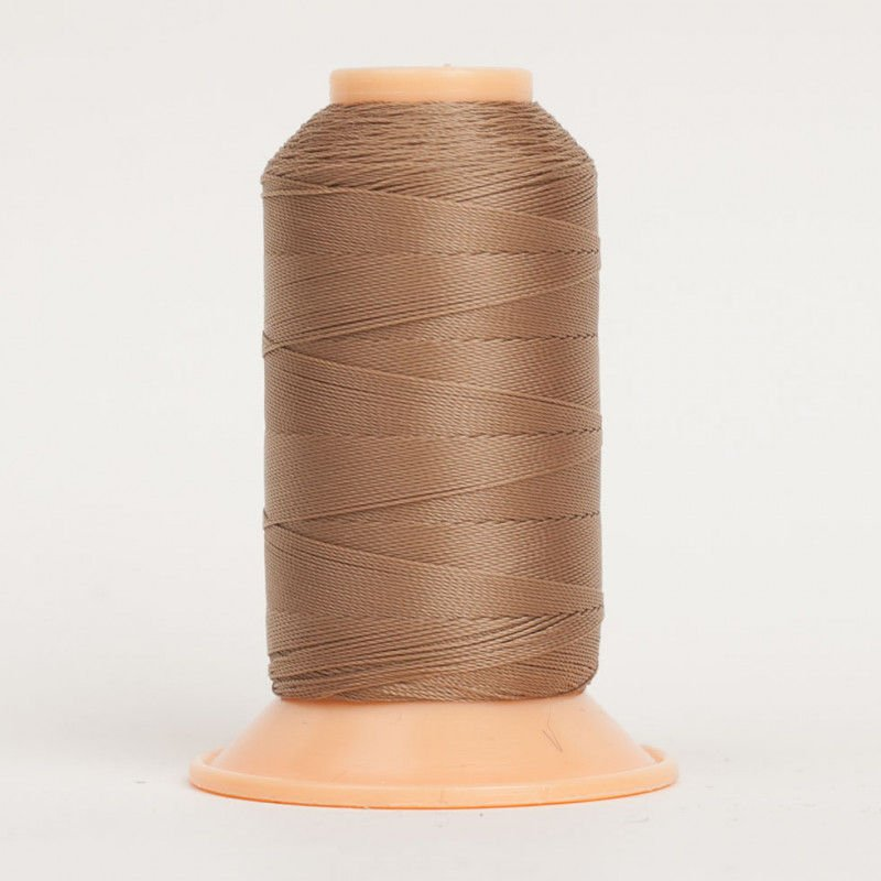 Col. 124 Upholstery Thread 300m/328yds Toast
